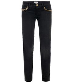 The Stiletto Low-Rise Skinny Jeans by Current Elliot. love the stiletto #matchesfashion