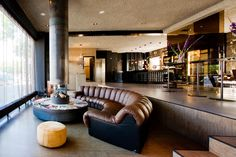Hotel V, a contemporary sustainable urban design hotel in Amsterdam (weteringschans 136) http://hotelv.nl/