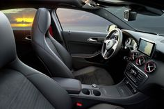 Photo  Mercedes Classe A AMG Interieur