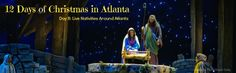 Here are eight lovely, live nativities around Atlanta. 1.Atlanta Nativity Festival.This two-day Sandy Springs eventfeatures live Christmas music, an exhibit of nativity sets from around the world, a display of children's nativity art, hands-on …