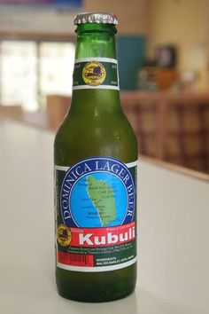 Kubuli Beer, the Pride of Dominica | Dominica | Uncommon Caribbean