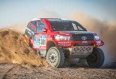 Toyota Hilux Rally Dakar '2016