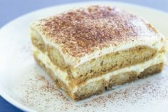 Low-fat Tiramisu dessert recipe