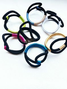 Elizabeth Morr Fabulous eights (Rope bracelets) Rope Bracelets, Round Glass, Glasses, Eyewear, Eyeglasses, Eye Glasses, String Bracelets