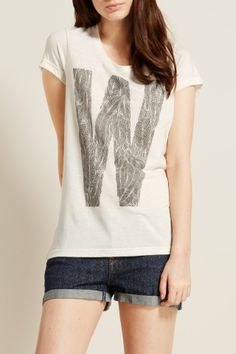 The Dalston W Tee | Jack Wills