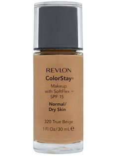 THEY SAY: Revlon's hero formulation hasn't been altered since its launch 25 years ago and is still one of their most coveted products. This version for normal/dry skin provides lightweight comfort, so you feel like you're not wearing makeup but get medium to full coverage. Makeup looks fresh and feels great for up to 16 hours thanks to the lightweight, comfortable feel from the SoftFlex formula. WE SAY: I loved this liquid foundation's powdery, flawless finish. All I really want from a…