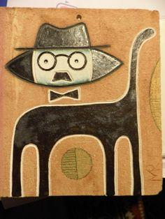 Gato Fernando Pessoa by Mário Reis