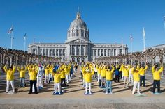 San Francisco: Falun Gong New Year Parade Well Received