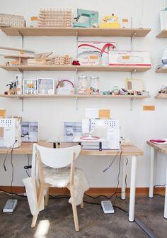 Sewing Studio Ideas - Dreamland