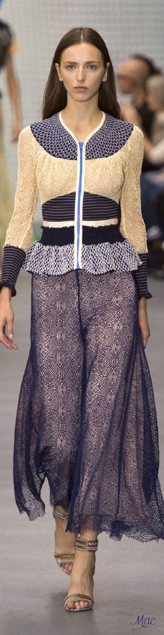Spring 2016 Ready-to-Wear Peter Pilotto