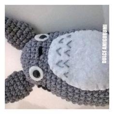 Totoro by Dulce Amigurumi