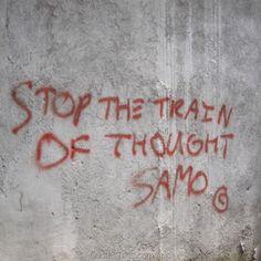 1,000,000 Quotes App for Instagram /// samo Basquiat Bali graffiti  Instagram Quote