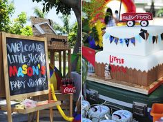 How to design, style, and DIY your way to a Little Rascals Themed Baby Shower, Birthday Party, or kid's party.