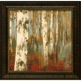 Found it at Wayfair - Artistic Reflections Along the Path II Framed Art