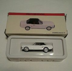 1964 1/2 FORD MUSTANG 1:64 Scale Die Cast Officially Licensed Product Ford Co. $ eBay #mustang #toy S Car, Ford Mustang, Diecast, Toys, Ebay, Ford Mustang Coupe, Mustang Ford, Toy, Games