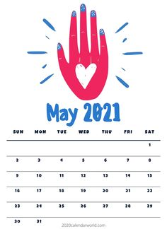 Download May 2021 Calendar Printable #Maycalendar #calendar2021 #planner2021 #May2021Calendar #2021calendar #printable #iphonecalendar #wallpapers May Month Calendar, May Calendar Printable, Weekly Planner Printable, 2021 Calendar, Calendar Wallpaper, Words To Use, Online Friends, Important Dates, Cool Designs