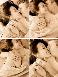 love...whispering sweet words