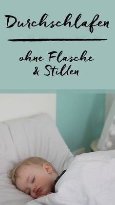 Durchschlafen trotz Flasche und Stillen By sleeping? A tiresome topic for us. Now we have finally made it, that our toddler sleeps by itself – WITHOUT bottle or breastfeeding. Bond-oriented education at eye level Toddler Sleep, Baby Sleep, Maila, Baby Co, Baby Baby, Baby Care Tips, After Baby, Baby Kind, Baby Hacks