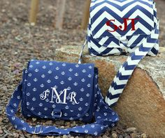 A personal favorite from my Etsy shop https://www.etsy.com/listing/249181953/monogrammed-large-digital-camera-bag