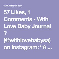 Baby Journal, First Page, Being Used, Twins, Love, This Or That Questions, Instagram, Baby Diary, Amor