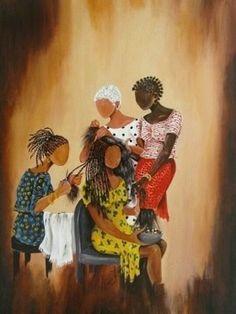 Black women generations