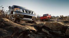 2014 Nissan Titan, Truck, Pickup, Off-Roading, Adventure