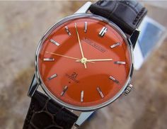 Seiko Skyliner Rare 37mm Large Dress Watch for Men c1960s Made in Japan E7 #seiko #vintageseiko #womw #wotd more at: http://www.womw.co