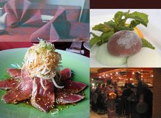 Giant Sashimi, Beef Tataki, Naruto, Catepillar Maki, Private Dining Booths with Doors, and Ruth the Manager :)