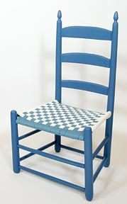 Great instructions for Shaker Tape Chair Seats. I made about 6 shaker tape stools for people a long time ago and have a rocking chair I would like to do in the basement. www.BasketmakersCatalog.com