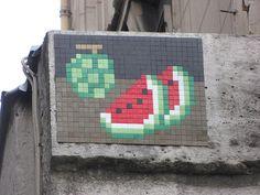 Space Invader PA_1??? : Paris 11eme   Flickr : partage de photos !