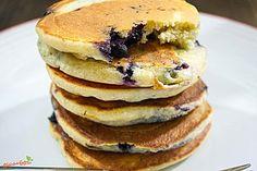 Pefekte Blueberry Pancakes selber machen (Rezept mit Bild) | Chefkoch.de