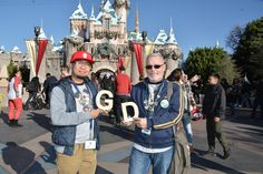 G&D in Disneyand (Things that Gay Couple Can Do in Disneyland)
