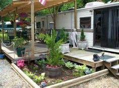 RV Patio Ideas (Decorating Ideas & Inspirations) RV Patio Ideas – Patio is a great place to hang out with your family members and friends. Camping Hacks, Camping Set Up, Camping Life, Camping Ideas, Rv Life, Rv Camping, Camping Hammock, Winter Camping, Camping Outdoors