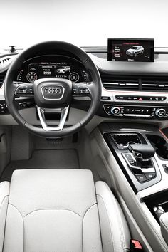 hashpe: 2016 Audi Q7   ©   HP