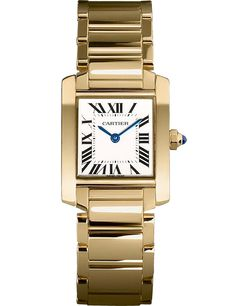 Google Image Result for http://www.watchswiss.com/media/catalog/product/cache/1/image/9df78eab33525d08d6e5fb8d27136e95/C/a/Cartier_Tank_Fran_YG__4.jpg