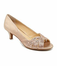 Alex Marie Symone Dress Pumps #Dillards  Maybe I can wear these all night without taking them off?