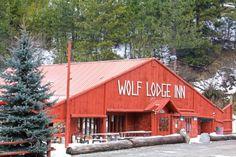 On of the best steakhouses in Idaho - Wolf Lodge Inn, Coeur d'Alene