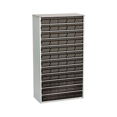 Raaco 60 drawer ESD Storage Cabinet - ESD Picking Bins and Storage Racks - Somerset Solders Ltd