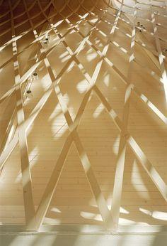 London Aquatics Centre for 2012 Summer Olympics by Zaha Hadid Architects / London, England