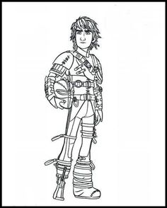 how to train your dragon skrill colouring pages