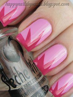 Happy Nails:  #nail #nails #nailart