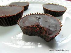 4-Ingredient Maple Coconut Chocolates