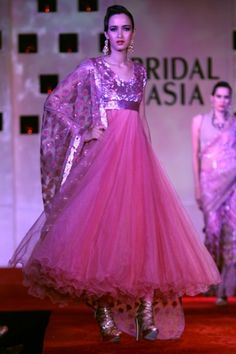 Beautiful Maxi Dress, Indian Style, by Siddharth Tytler