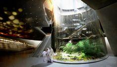 Snohetta Creates An Urban Oasis For The Riyadh Metro