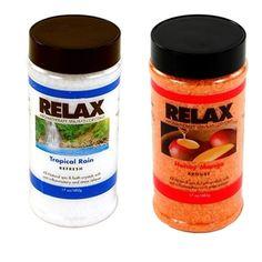 Honey Mango & Tropical Rain Aromatherapy Crystals - 2 Pack