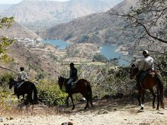 Have you ever wished to saddle up on a horseback for a true taste of countryside lifestyle? With this full day horse ride tour at Udaipur, explore fun day out winding through fields of various crops on one side and cattle and farming on the other side.
