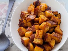 Spice Roasted Butternut Squash   Food & Wine goes way beyond mere eating and drinking. We're on a mission to find the most exciting places, new experiences, emerging trends and sensations.