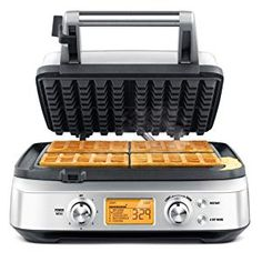 Breville designers discuss what we learnt and what we overcame as we challenged ourselves to make the best waffle maker - the Smart Waffle. Find the Smart Wa. Waffle Maker Reviews, Best Waffle Maker, Belgian Waffle Maker, Belgian Waffles, Pizzelle Maker, Pizzelle Cookies, Breakfast Hotel, Breakfast Time, Vintage Style Engagement Rings