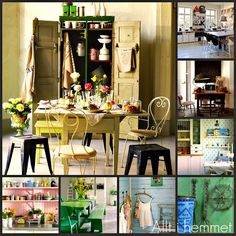 Yellow house on the beach: Decoration Pictures