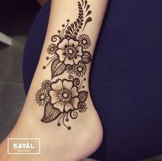(notitle) - Ideas for Henna - Henna Hand Designs, Henna Tattoo Designs, Mehndi Designs For Beginners, Beautiful Henna Designs, Henna Tattoo Hand, Henna Body Art, Henna Mehndi, Henna Tattoos, Mandala Tattoo